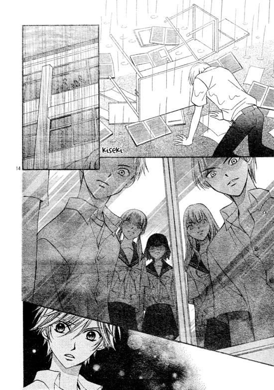 As usual, everyone makes creepy faces. And as usual, Mariko makes the creepiest.